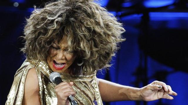 Tina Turner kreeg nier van haar man