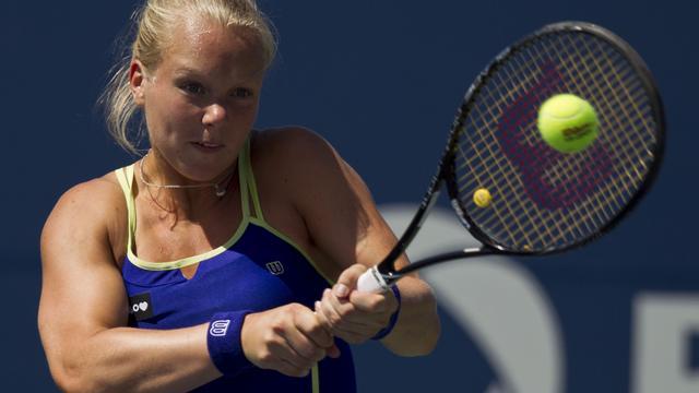 Bertens maakt definitief rentree op Tennis Masters