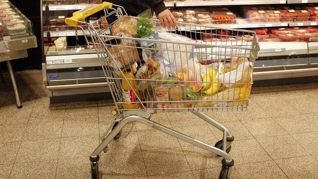 'Supermarktomzet groeit in april'