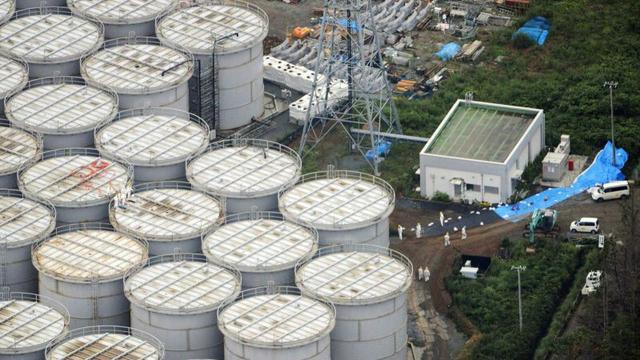 Radioactief water gelekt uit opslag Fukushima