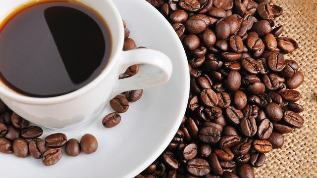 'Vijf koppen koffie per dag is goed voor het hart'