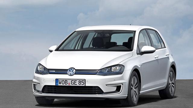 Definitieve versies Volkswagen e-Up en e-Golf debuteren op IAA