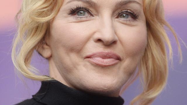 Concert-dvd Madonna uitgesteld om productiefout
