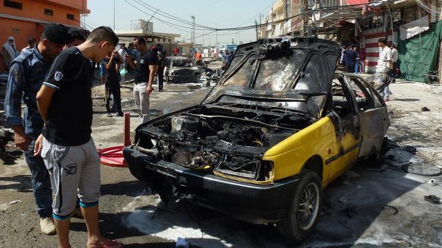 Tientallen doden door bomaanslagen in Bagdad