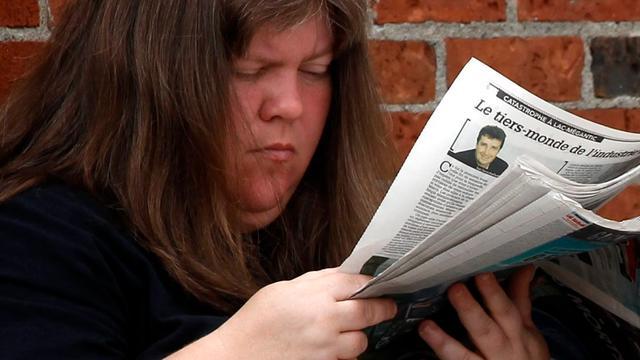 Canadese krant dag niet uitgebracht