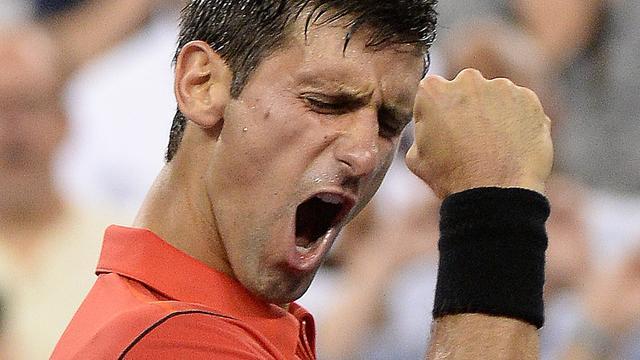 Djokovic overtuigend door op US Open