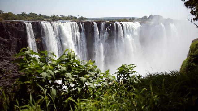 Zimbabwe wil Disneyland bij Victoria-watervallen