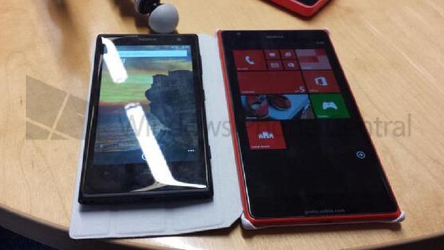 'Foto van 6 inch Lumia-telefoon uitgelekt'