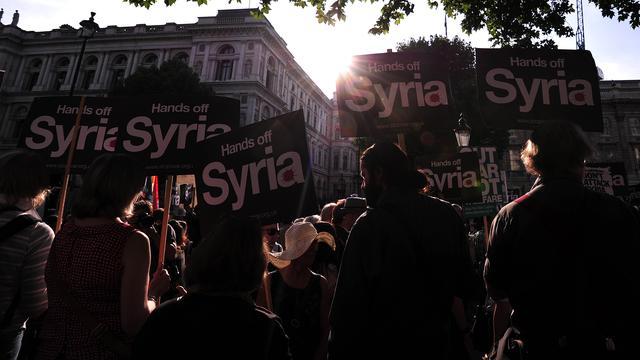 Amerika houdt Assad verantwoordelijk voor aanval