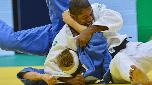Elmont pakt brons bij WK judo