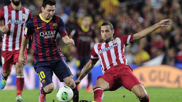 FC Barcelona verovert Spaanse Supercup