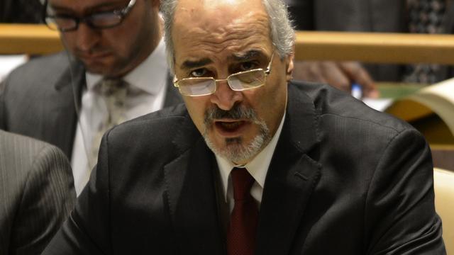 Syrië eist onderzoek naar nieuwe gifaanval