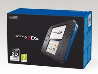 Apparaat speelt 3DS-games in 2D af