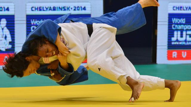 Bronzen plak Van Emden op WK judo