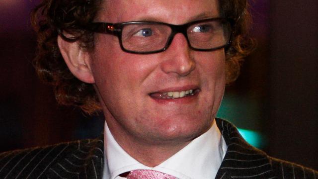 Prins Bernhard jr. heeft lymfeklierkanker
