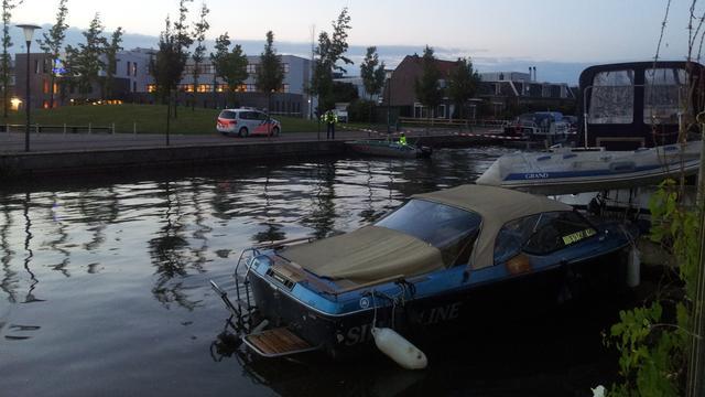 Dode man gevonden in water Leeuwarden