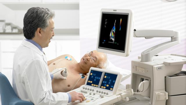 Philips verwacht flinke groei ultrasound