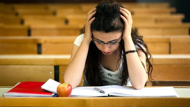 'Student tevredener dan ooit over opleiding'