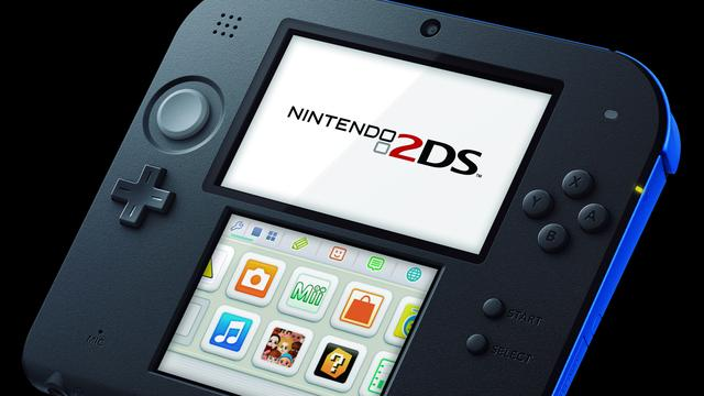 Hands-on: Nintendo 2DS is instapmodel op elk vlak