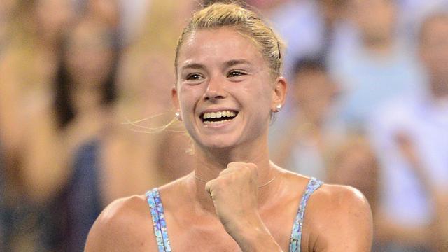 Qualifier Giorgi stunt op US Open tegen Wozniacki