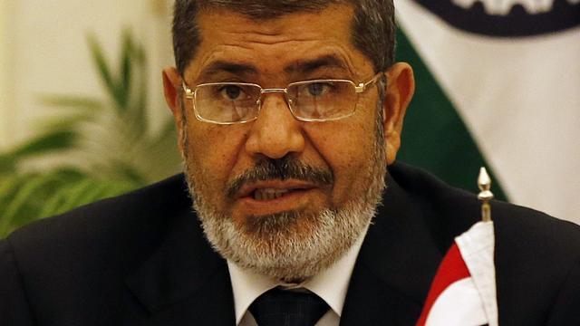 Voormalige Egyptisch president Morsi dag na dood begraven in Caïro