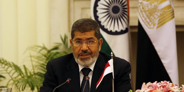 Nieuw proces tegen Mursi op 16 februari