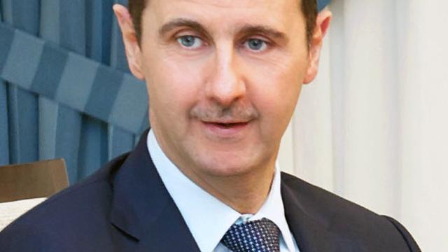 'Assad verantwoordelijk voor oorlogsmisdaden'
