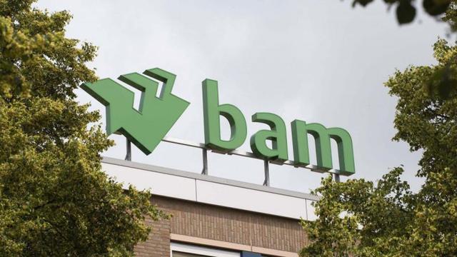 Nieuwe opdracht voor BAM in Antwerpen