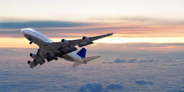 'Vliegtuigherrie verhoogt risico op hart- en vaatziekten'
