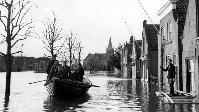 Vrouw omgekomen bij watersnoodramp na ruim 60 jaar geïdentificeerd