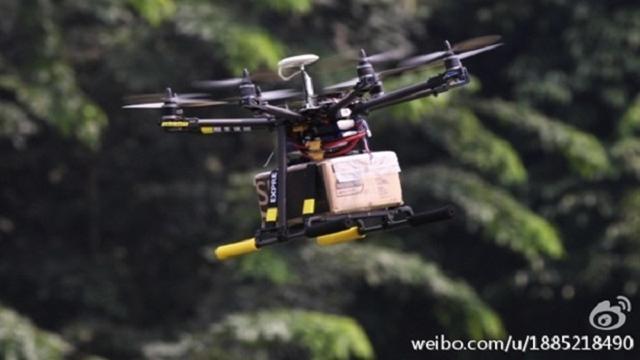 Drone met wiet op weg naar gevangenis neergestort