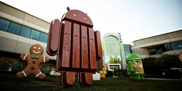 'Android 4.4.3 komende weken gelanceerd'