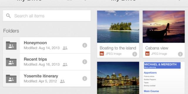 iOS-app Google Drive krijgt update