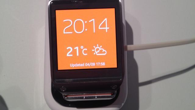 Hands-on: Samsung Galaxy Gear is duur speelgoed