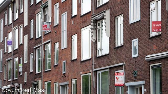 Amsterdamse woningmarkt weer in beweging