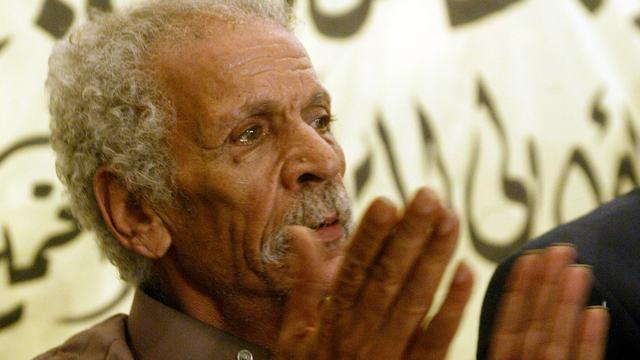 Winnaar Prins Claus Prijs Ahmed Fouad Negm overleden