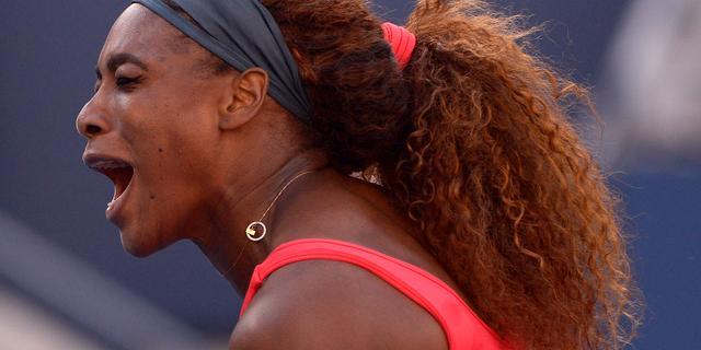 'Soms knapt er iets in het hoofd van Serena'