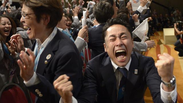 'Olympische Spelen stuwen Japanse economie'