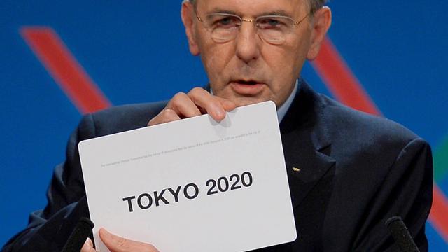 Tokio organiseert Olympische Spelen 2020