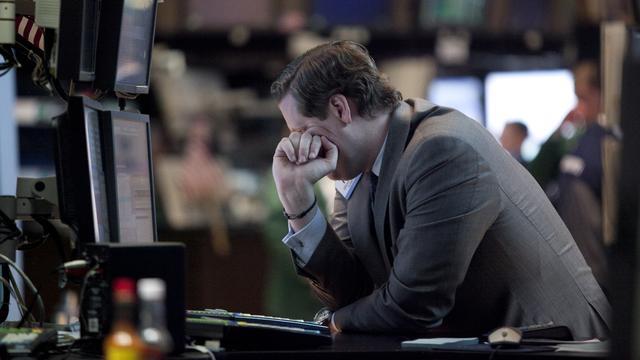 Lagere koersen op voorzichtig Wall Street