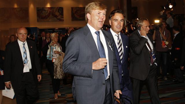 Koning Willem-Alexander erelid van IOC