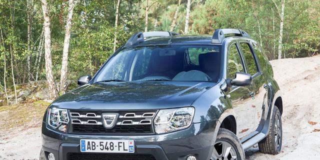 Dacia geeft alle details gefacelifte Duster vrij