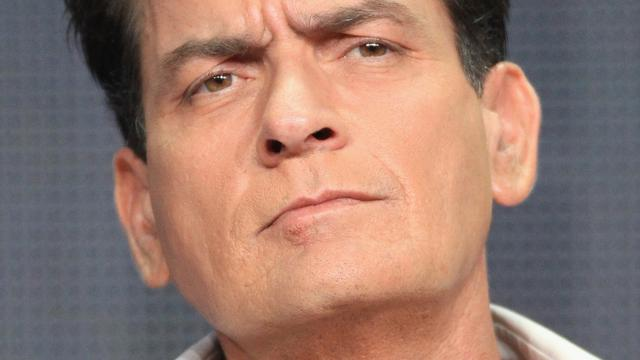 'Charlie Sheen is boos op Denise Richards'