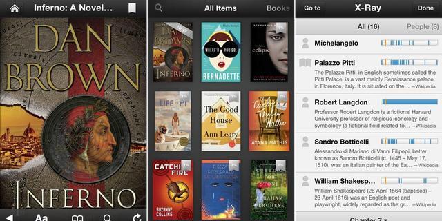 Kindle-update voor iOS voorkomt wissen van boeken
