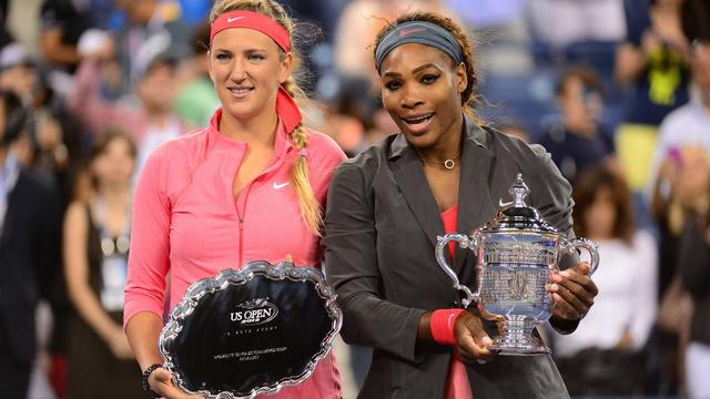 Serena Williams wint US Open