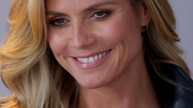 Vier kinderen genoeg voor Heidi Klum