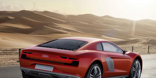 Audi verrast met Nanuk Quattro Concept