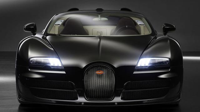 Bugatti ontwikkelt Legend-reeks om verkopen te stimuleren