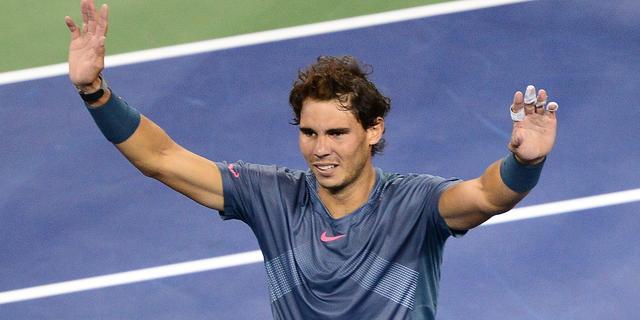 Nadal: 'Dit had ik niet verwacht'