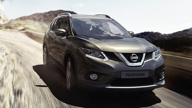 Grote terugroepactie Nissan
